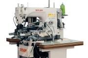 Siruba ASL-JBH100 Автоматична швейна машина для підшивки низу штанів з джинсової тканини