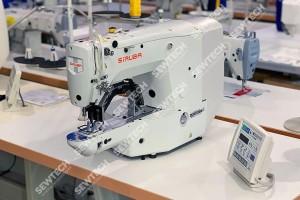 Siruba LKS-1900ANSS Электронная закрепочная машина для легких и средних материалов