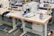 Електронна закріплювальна машина Siruba LKS-1900ANSS для легких і середніх матеріалів