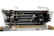 1-игольная промышленная швейная машина Type Special S-F01/8901HD с автоматической обрезкой нити, встроенным сервомотором, позиционером иглы и LED-подсветкой для средних и тяжёлых материалов