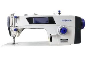 Type Special S-F08/S8-D5L 1-голкова промислова швейна машина