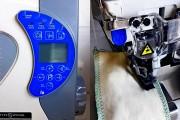 Промышленный 4-х ниточный оверлок Type Special S-L/F5-4D/EP со встроенной панелью управления, автоматическими функциями и LED-подсветкой