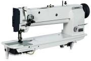 2-х игольная промышленная швейная машина Typical GC 20606-L18 с унисонным продвижением материала и удлиненной платформой для тяжелых и сверхтяжёлых материалов
