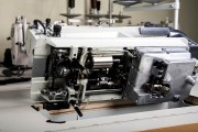 1-игольная промышленная швейная машина Typical GC 6910A-HD3 с встроенным сервомотором и автоматическими функциями для средних и тяжелых тканей
