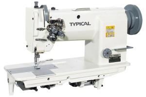 Typical GC 6221B 2-х голкова промислова швейна машина