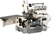 Промисловий 5-ти нитковий оверлок Typical GN 895D зі вбудованим сервомотором і LED-підсвіткою