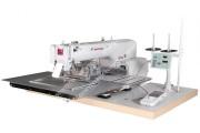 Beyoung BMS-342GX Программируемая одноигольная швейная машина-автомат 400x300 мм
