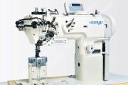 Honyu HY-1765 2-голкова колонкова швейна машина з автоматичним відключенням игловодителей