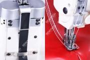 Honyu HY-1780B-7 2-игольная колонковая автоматическая швейная машина c прямым приводом