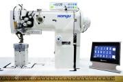 Honyu HY-550-1760 2-игольная колонковая швейная машина c программным управлением и вращающимся игловодителем