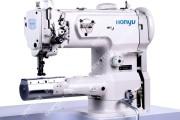 Honyu HY-1360 / 2-голкова швейна машина з циліндричною платформою
