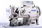 Honyu HY-1510AE-7 1-игольная окантовочная автоматическая швейная машина