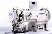Honyu HY-1510AE 1-голкова окантовочна швейна машина