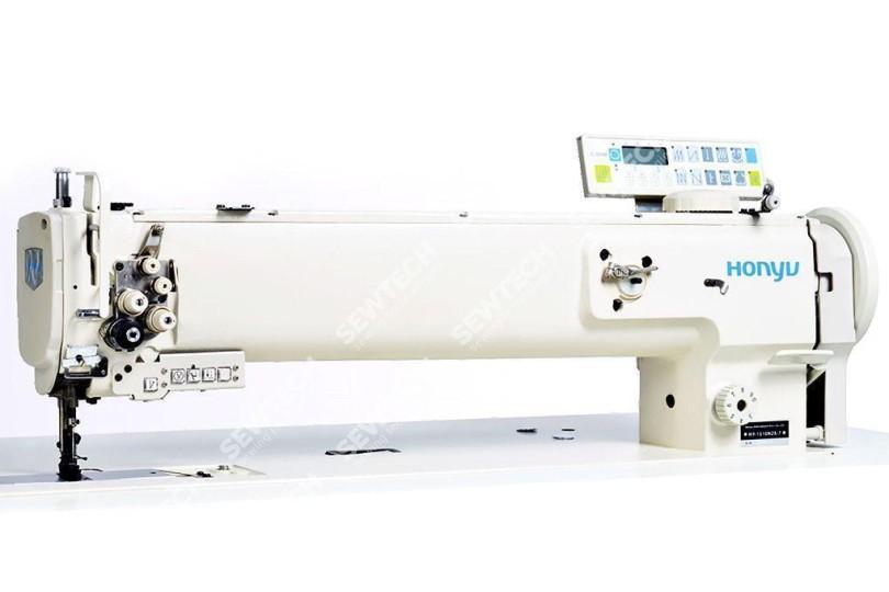 Honyu HY-1510N25-7 1-голкова автоматична швейна машина