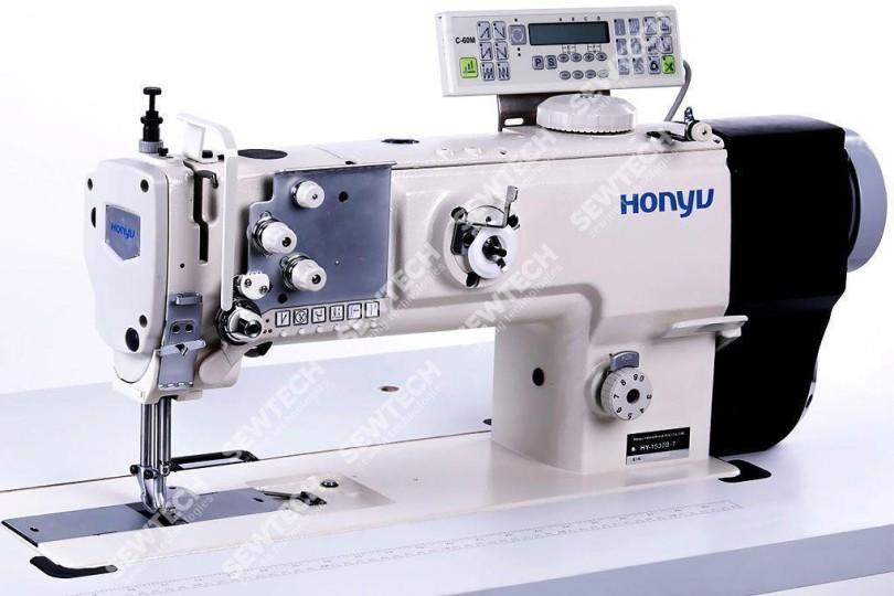 Honyu HY-1530B-7 1-игольная автоматическая швейная машина