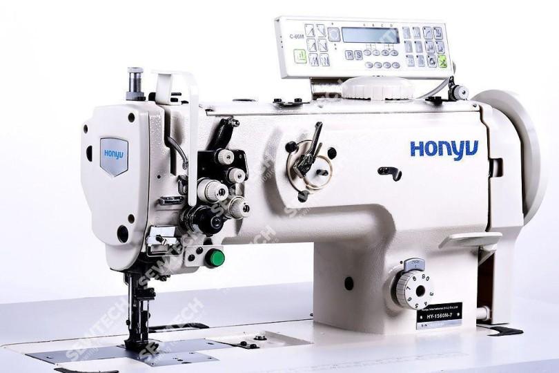 Honyu HY-1560N-7 2-игольная автоматическая швейная машина