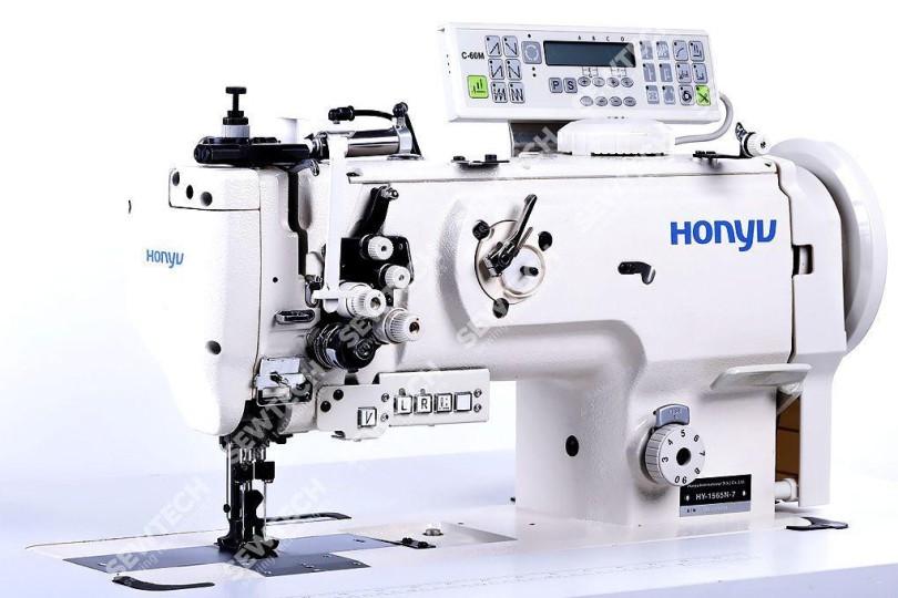 Honyu HY-1565N-7 2-голкова автоматична швейна машина