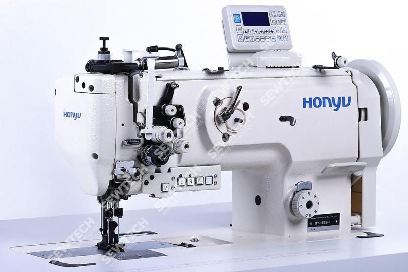 Honyu HY-1565N 2-игольная швейная машина