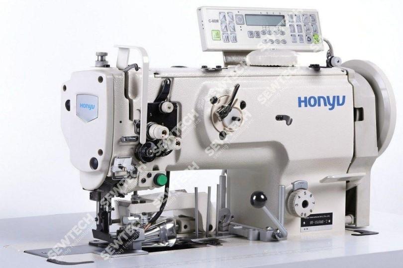 Honyu HY-1510AE-7/TBL Машина для окантовки ковдр