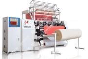 Heng Ye HY-94-3 Многоигольная стегальная машина челночного стежка