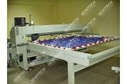 Одноигольная стегальная машина Zhengbu HFJ-26F-2 для производства одеял и покрывал