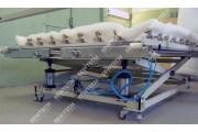 Zhengbu Рабочий стол (с пневмо) для запялевания одеяла для Zhengbu HFJ-26E и HFJ-26G