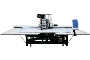 Fortever FT-1201+1LPD Промышленная комбинированная вышивальная машина