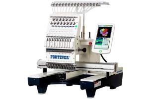 Fortever FT-1501L Промышленная одноголовая вышивальная машина