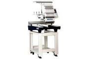 Промышленная одноголовая 15-ти игольная вышивальная машина Fortever FT-1501 с рабочим полем 500x350 мм