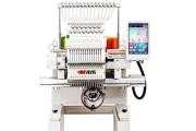 """Промышленная одноголовочная 15-ти игольная вышивальная машина Maya TCL-1501 с LCD-дисплеем 10"""" и рабочим полем 500x400 мм"""