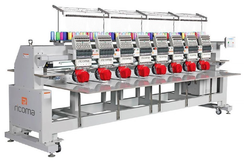 Ricoma RCM-1208C-H Вышивальная машина
