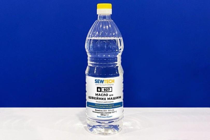 Минеральное масло M 927 с увеличенной вязкостью для промышленных швейных спецмашин