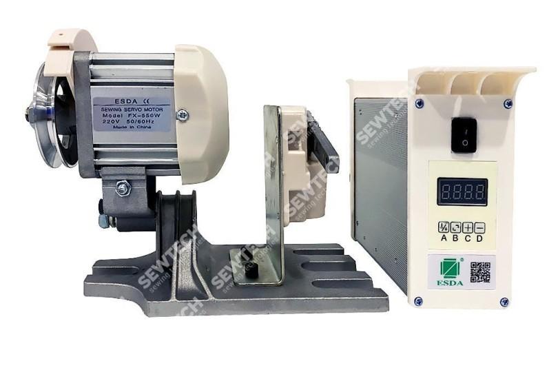 Сервомотор для промышленной швейной машины ESDA FX-550 на 550 Вт
