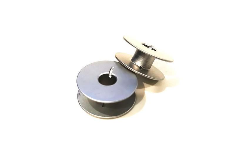 Стандартная алюминиевая шпулька с фиксатором Snyter 55623A для промышленной швейной машины