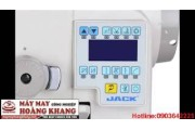 Автоматична 1-голкова швейна машина Jack JK-5559WE човникового стібка з обрізанням краю матеріалу