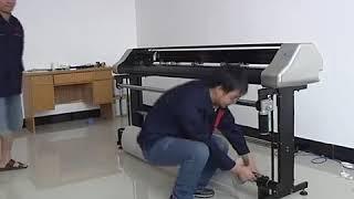 SINAJET HP45 - сервис, установка и настройка плоттера