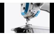 Прямострочная швейная машина Jack JK-A3 с автоматической закрепкой и обрезкой нити для легких и средних тканей