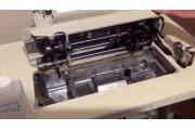 Промислова прямострочна швейна машина Juki DDL-8100e для легких і середніх тканин