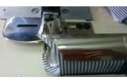Jack JK-58420D4 2-х голкова автоматична швейна машина човникового стібка з вбудованим сервоприводом
