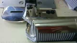 Двухигольная машина челночного стежка без отключения иглы Jack JK-58420-003