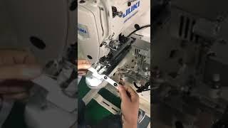 RAMBO RM-101 Автоматическая пуговичная машина на базе оригинальной головки Juki