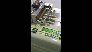 JEMA - 130LR Otomatik Boy Kesme Makinesi (Yöntem Makina)