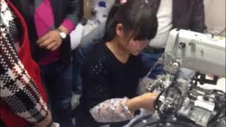 Rambo RM-101 Автоматический робот для подачи пуговиц