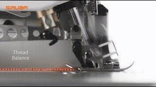 SiRUBA 700L Series Overlock Stitch Machine