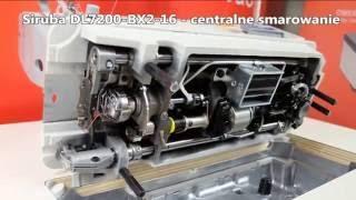 SIRUBA DL7200-BM1-16 / SIRUBA DL7200-BX2-16