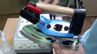 Silter SPR/MN2002 промышленный парогенератор на 2 л с утюгом