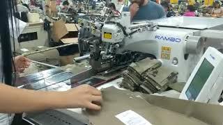 Rambo RM-895 фабрика в США